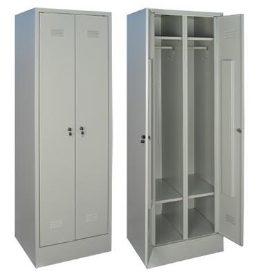 металлические шкафы для раздевалок
